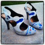 Hand-Made R2-D2 Heels [pic]
