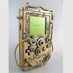 Steampunk Nintendo Game Boy [pic]