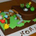 Amazing Angry Birds Cake [pic]