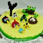Cute Angry Birds Cake [pic]