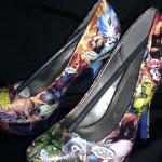 Avengers Custom High Heels [pic]