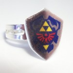 Legend of Zelda Hylian Shield Ring [pic]