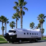 Space Shuttle Food Truck for Sale [pics]