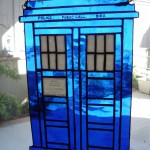 TARDIS Stained Glass [pic]