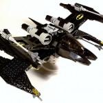 Star Wars Batman: Custom LEGO Batjet X-Wing Fighter [pics]