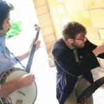 Legend of Zelda Medley Performed On Banjo And Musical Saw