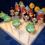 Angry Birds Cake Pops [pic]