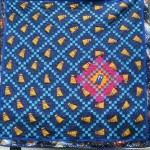 Doctor Who Daleks Attacking the TARDIS Quilt [pic]