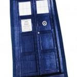 Doctor Who TARDIS Beach Towel [pic]