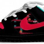 Donkey Kong Nike Shoes [pic]
