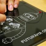 Futurama's Bender Makes the Perfect Operation Board Game [pics]