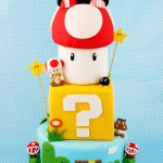 Amazing Mario Kart Wedding Cake [pic]