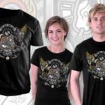Awesome Battlestar Galactica Crest T-Shirt $10 TODAY ONLY! [pic]