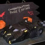 Batman Tumbler and Batpod Cake [pic]