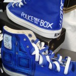 TARDIS Tennis Shoes [pic]