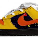 Pac-Man Nike Shoes [pic]