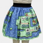 This Super Mario Bros 3 Skirt is Amazing! [pics]