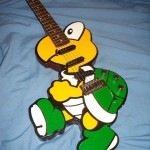Koopa Troopa Electric Guitar [pic]