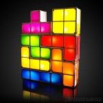 These Tetris Lights Are Blocky Goodness! [pic]