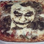 Would You Eat This Joker Pizza?  [pic]