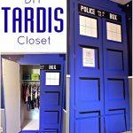 DIY TARDIS Closet [pic]