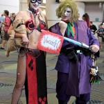 Harley Quinn as Slave Leia And Jedi Joker Cosplay [pic]