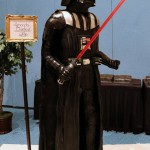 500-Pound, Life-Size Standing Darth Vader Cake [pic]