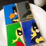 Minimalist Batgirl Cookies [pic]
