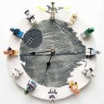 Star Wars LEGO Clocks [pic]