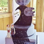 This Star Wars Wedding Cake is Fantastic! [pic]