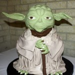 Yet Another Great Yoda Cake [pic]