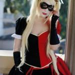 Steampunk Harley Quinn Cosplay [pics]