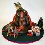 Amazing World of Warcraft Cake [pic]