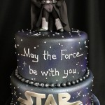Geektastic Darth Vader Birthday Cake [pic]
