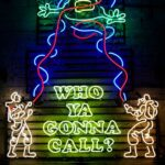 Ghostbusters Neon Sign [pic]