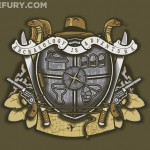 Indiana Jones Adventurer's Crest T-Shirt $10 TODAY ONLY! [pic]