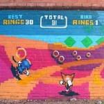 Sonic the Hedgehog Graffiti [pic]
