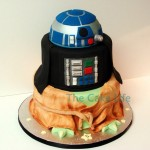 Impressive Star Wars Mashup Cake [pic]