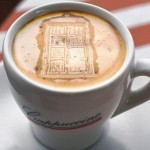 Mind Blowing Doctor Who TARDIS Latte Art [pic]