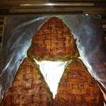 Beef and Bacon Triforce of Power [pic]