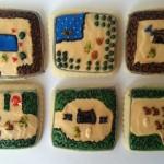 Amazing Legend of Zelda Sugar Cookies [pic]