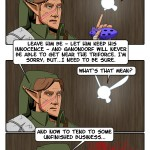 The Legend of Zelda: The Hero of Time [comic]