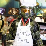 Apparently Master Chief is a Master Chef [pic]
