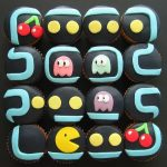 Beautiful Pac-Man Cupcakes [pic]