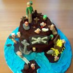 This Worms Cake is Epic! [pic]