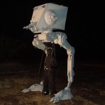 This Star Wars AT-ST Walker Costume is Amazing! [pic + video]