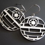 Star Wars Death Star Earrings [pic]