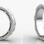 Stargate Wedding Ring [pic]