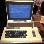 Impressive Commodore 64 Birthday Cake [pic]
