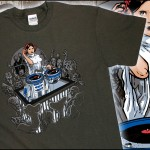 DJ Leia Spins the Tunes on R2-D2 on this Awesome Shirt [pic]